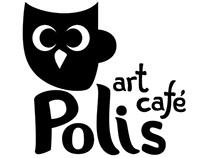 Polis Art Cafe Logo