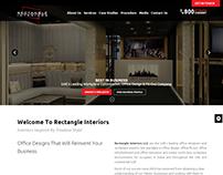 Interior UI/UX Design