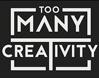 TooManyCreativity - Portfolio - Web Design