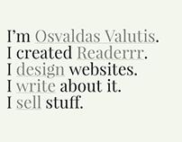 osvaldas.info (v3)