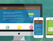 Lifespan Naturopathic Clinic Web Design