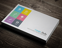 Creative Business Card Template 2