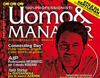 Uomo&Manager#19 / Novembre 2014