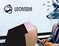 Página web de Locandia