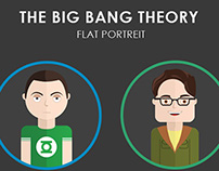 The Big Bang Theory illustration