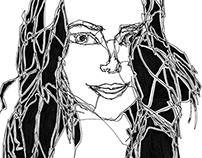 Portrait Illustrations / Sketch