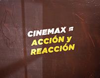 Relanzamiento Cinemax - Ley de Newton