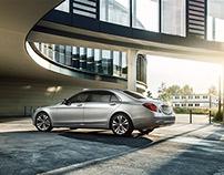 Mercedes-Benz S-Class long for MBPassion.de