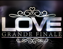 SEASONS LOVE: Logo, Banner, Poster