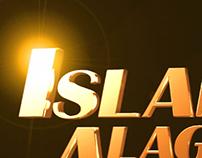 Islam alaghbar 3D intro
