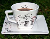 Tea Set | Feitos um para o outro