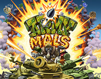 Armymals board game