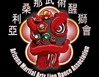 AZ Martial Arts & Lion Dance Corporate Identity