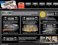Ferguson Firearms Web Page