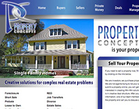 Property Concepts Web Site