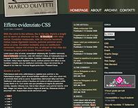 Several blog design