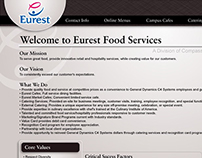 Eurest Dining Sharepoint Website