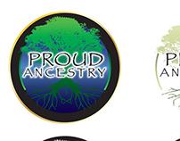 Proud Ancestry Logo