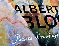 Albert Bloch Exhibit Collateral