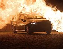 Fiat • Punto Blackmotion A Voltinha