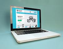Design for online shop
