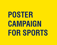 Posters for Sports promotion