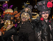 New York City Halloween Parade 2014.