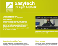 Staples EasyTech Website