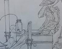 Beginning Drawing Work
