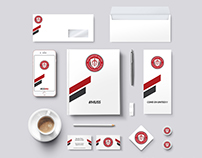 Manchester United Supporters Serbia - Branding