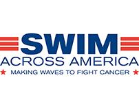 Swim Across America Assorted T-Shirt Design