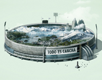 Print Ads / CDF Stadium