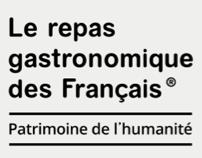 Gastronomie Française visual identity