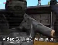 Video Editing and Animation