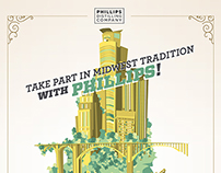 Phillips Distilling Posters