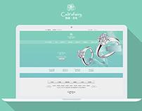 Celt'sfairy - Celt'sfairy Jewelry Web Design