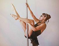 Portfolio Elva Barajas /  Pole Fitness Coach
