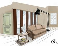 sketches interior