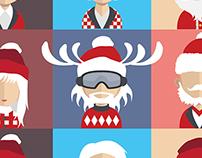 Santa avatars