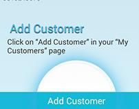 Add Customer - Agentdesks