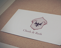 Cheels and Reels Branding