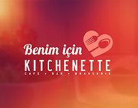 Benim için Kitchenette - Facebook App