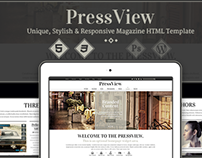 PressView HTML