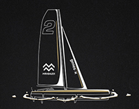 Spindrift Racing - Route du Rhum 2014