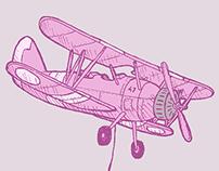 El niño aviador