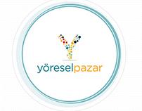 Yöresel Pazar Logo Design