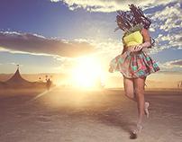 Floating People @ Burning Man
