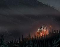 Haunted in Banff