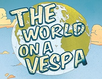 The World on a Vespa