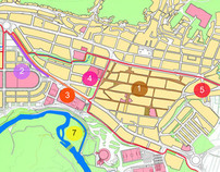 7 proposals for improving the urban mobility of Zuera